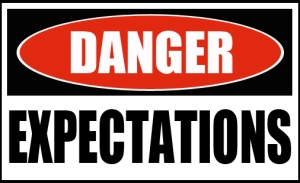 Expectations-Danger-Sign